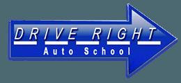 Drive Right Auto School - logo