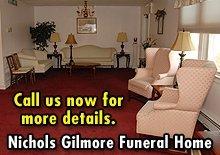 Funeral Services - Newport, DE - Nichols Gilmore Funeral Home