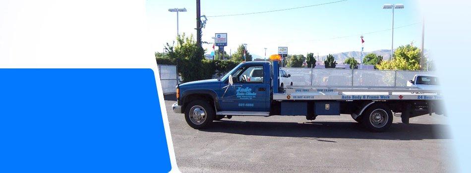 Towing | Pocatello, ID | Jade Auto Clinic Inc | 208-237-4500