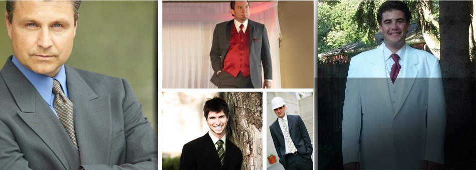 Suits | Old Saybrook, CT | Colin's Tux Shop | 860-395-0004