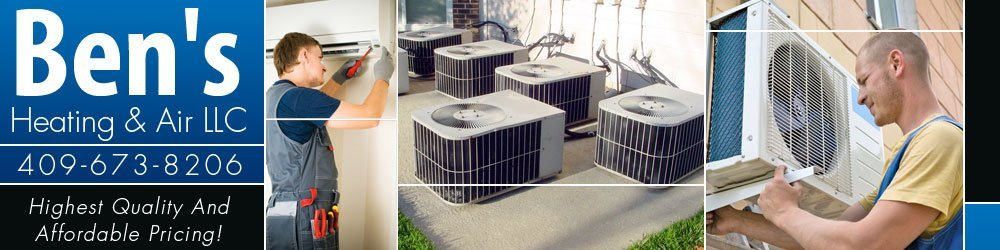 Air Conditioning Services Beaumont, TX - Ben's Heating & Air LLC