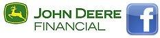 John Deere and Facebook logo
