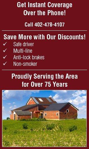 Crop and Hail Insurance - Arlington, NE - Arlington Insurance Agency
