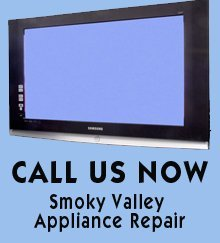 Appliance Repair Services - Salina, KS - Smoky Valley Appliance Repair