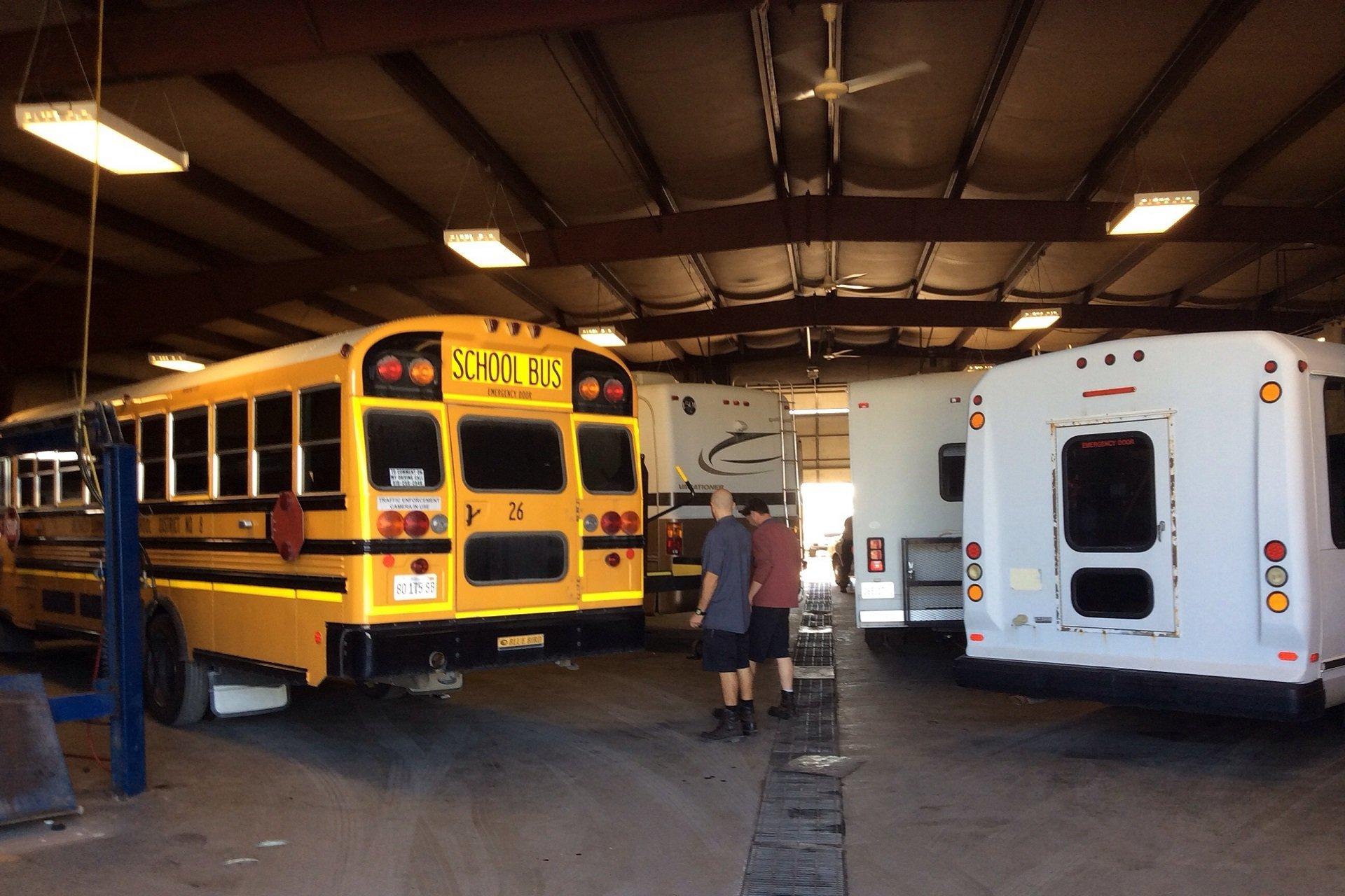 Bus, RV and Truck Repair