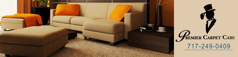 Upholstery Cleaning - Carlisle, PA - Premier Carpet Care