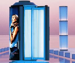 Ergoline Evolution Lounge Stand