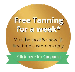 Free Tanning for a week