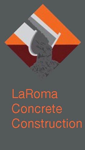 LaRoma Concrete Construction - Logo