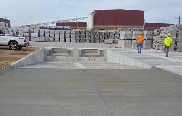 Haas Construction   Concrete Services   Rockford, IL