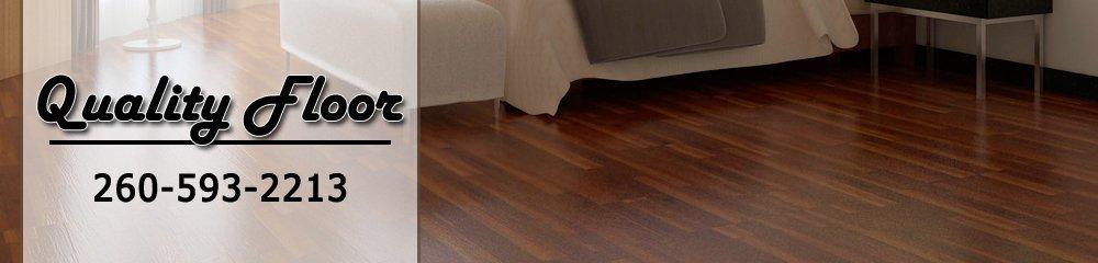Floor Installation - Topeka, IN - Quality Floor
