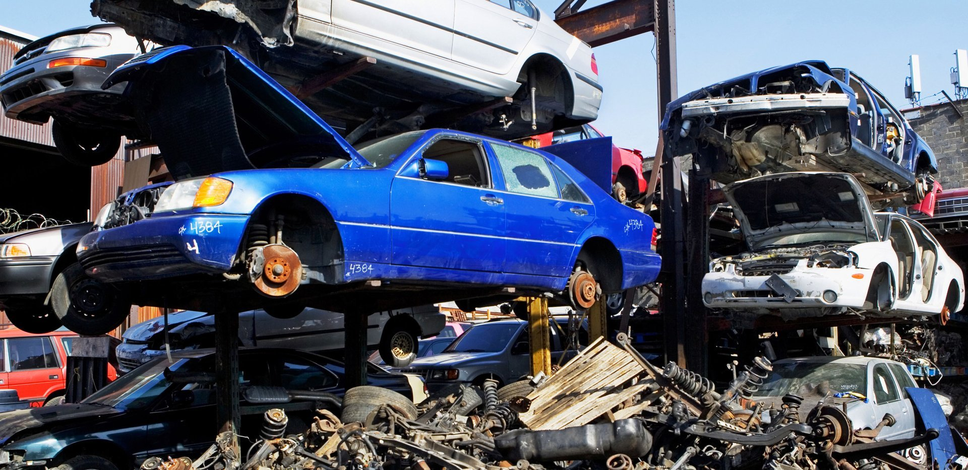 Area Salvage and Recycling | Metal Recycling | Rockford, IL