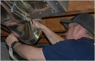 Commercial and industrial air duct cleaning | Luzerne, PA | Kleen Air Systems Inc. | 570-283-2300