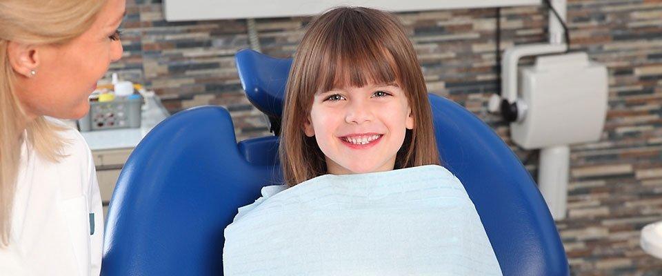Restorative Dentistry Services for Children