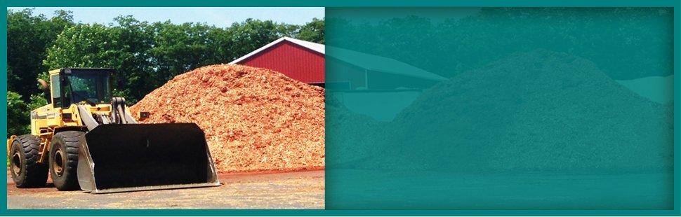Bark Mulch | Williamsburg, MA | Lashway Forest Products | 413-268-3600