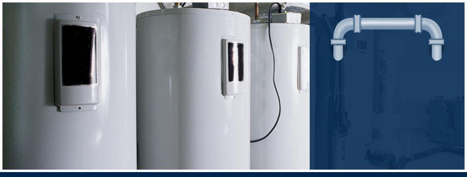Heater tanks
