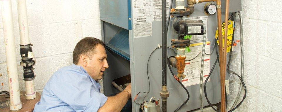 Fixing furnace