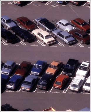 Group of cars
