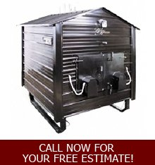 Outdoor Furnaces - Kingsley, MI - Alternative Heating Systems - wood furnace - Call Now For Your free Estimate!