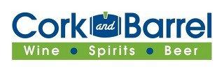 Cork & Barrel Wine And Spirits logo
