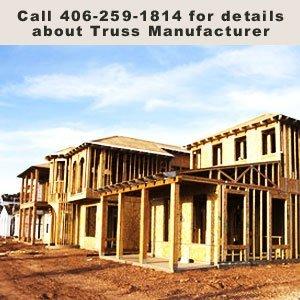 Trusses - Billings, MT - EBC Trusses, Inc. - Call 406-259-1814 for details about Truss Manufacturer