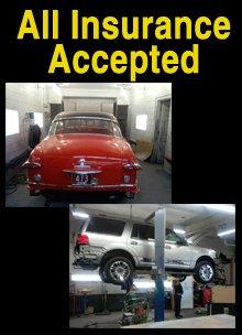 Auto Repair Services - Malden, MA - Culleton Brothers Auto Body & Repair