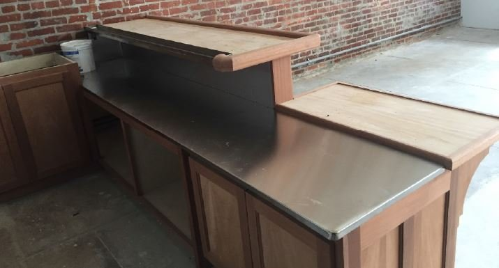 Incroyable ... Sheet Metal Countertop Sheet Metal Fabrication Ductwork Abbeville La  View All Www Verycdfo ...