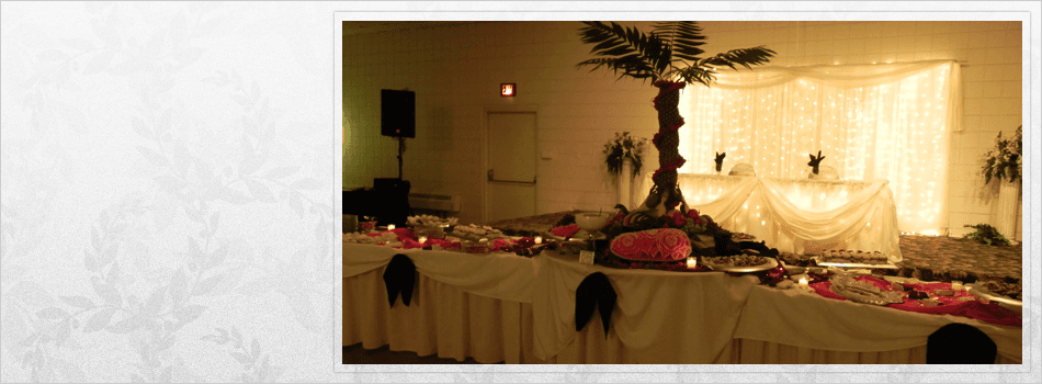 Banquet Hall | Millbury, OH | Carolyn's Personalized Catering | 419-836-3606