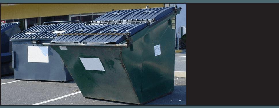 Commercial Trash Removal | Ada, OK | B & S Sanitation | 580-235-0233