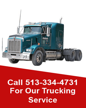 Redbank Transport, Inc. - Call 513-334-4731 For our trucking Service