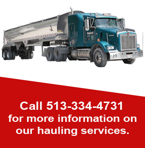 Redbank Transport, Inc. - Call 513-334-4731 For more information about our parent company