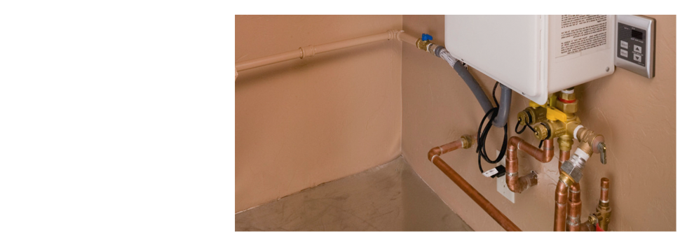 Tankless water heater | Concord, NC | Sam Cress Contracting, Inc | 704-791-0049