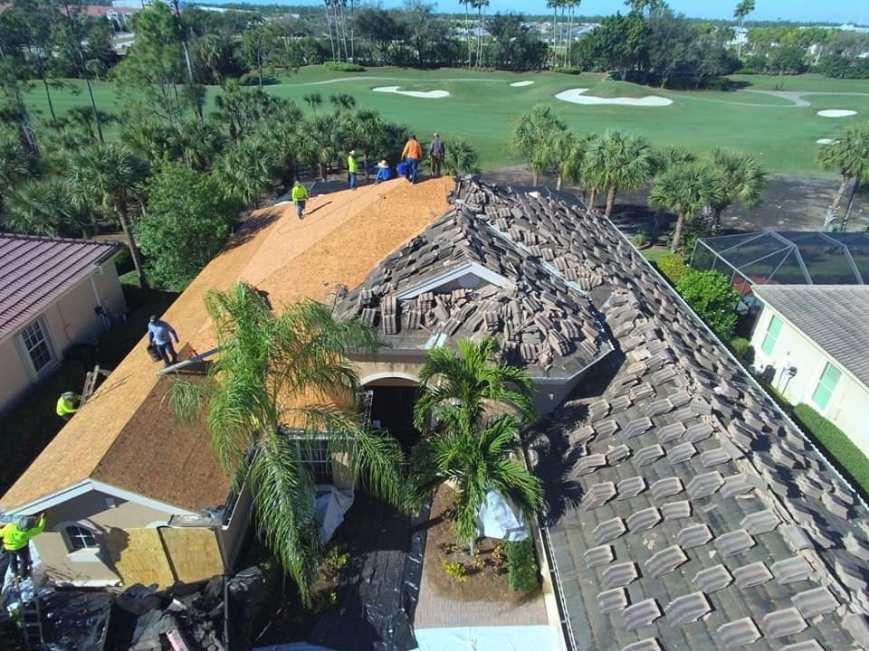 Roofing Naples Amp Fort Myers Fl Roofers Elite Roofing