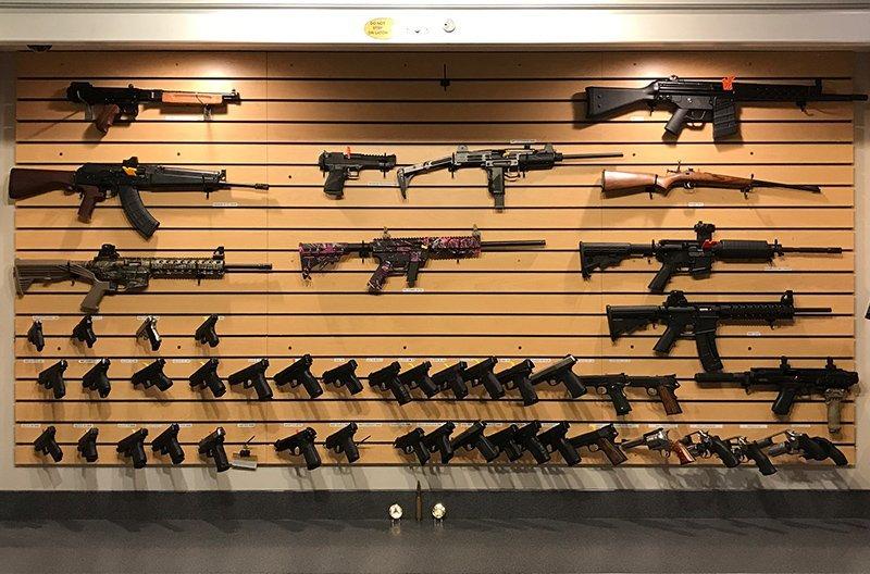 Buy a New Gun