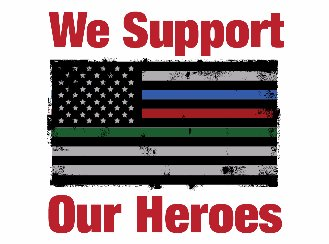 We Support Our Heroes