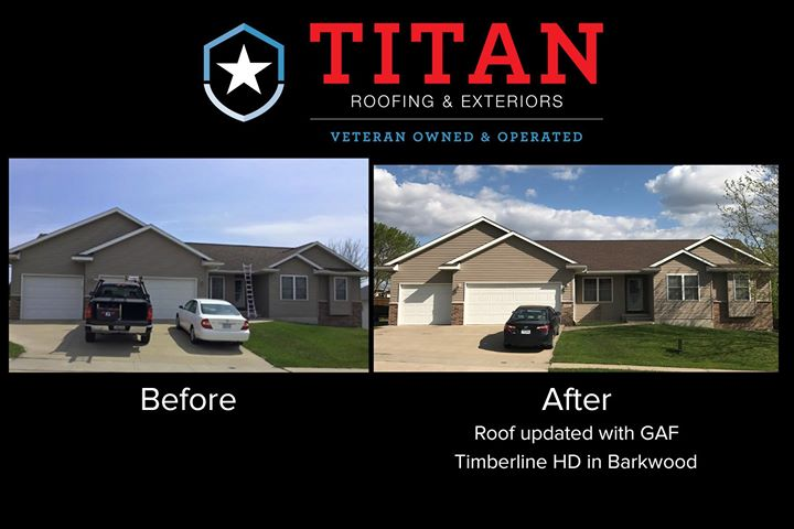 Roof Updation