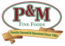P & M Orange Street Market-Logo