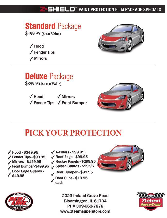 Car Shield Prices >> Vehicle Protection Diamond Gloss Bloomington Il