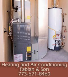 Air Conditioning - Chicago, IL - Fabian & Son - Heating and Air Conditioning Fabian & Son 773-671-8460