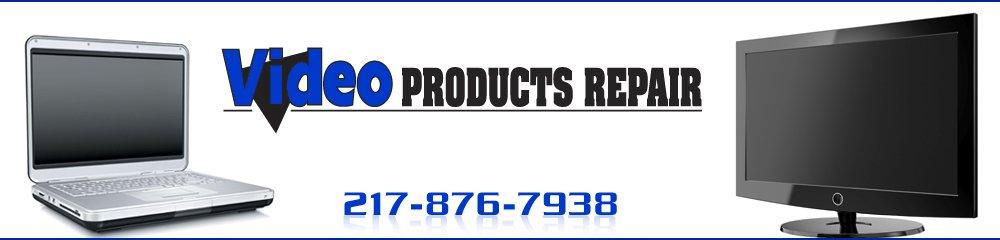 Computer Repair - Decatur, IL - Video Products Repair