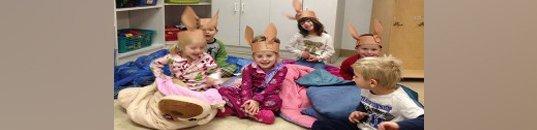 Children in Fun Activity