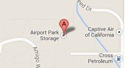Airport Park Storage 3612 Thunderbird Dr Redding, CA 96002-9002
