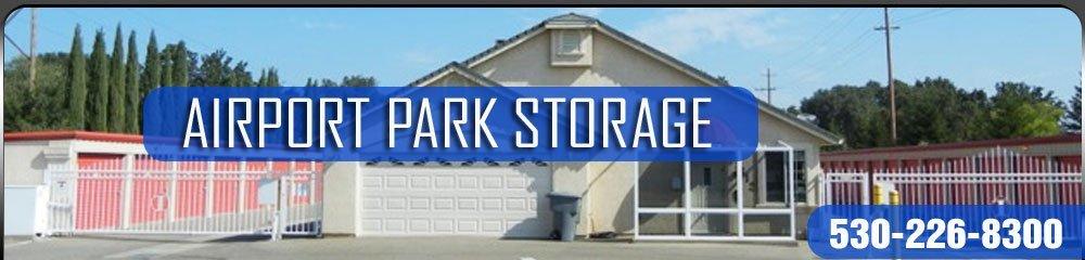 Storage Redding, CA - Airport Park Storage
