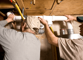 Home Renovation Plumber - Palm Coast, FL - Charlie's Professional Plumbing - Bathroom Remodeling