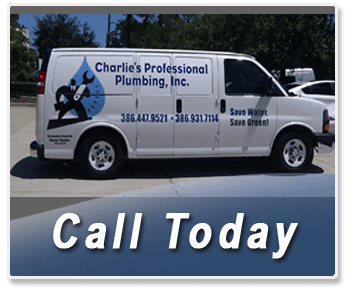 Master Plumber - Palm Coast, FL - Charlie's Professional Plumbing - Call Today