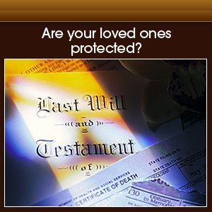 Estate Planning - Oklahoma City, OK - Collins Law Firm, PC - last will and testament - Are your loved ones protected?