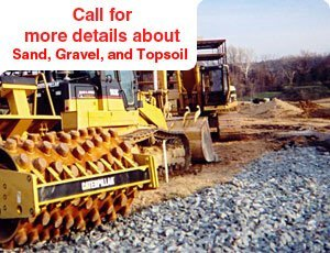 Sand and Gravel - San Diego, CA - Free Builders Supply - Call 760-744-3343 for more details about Sand, Gravel, and Topsoil