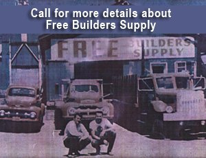 Drywall Contractors - San Diego, CA - Free Builders Supply - Call 760-744-3343 for more details about Free Builders Supply