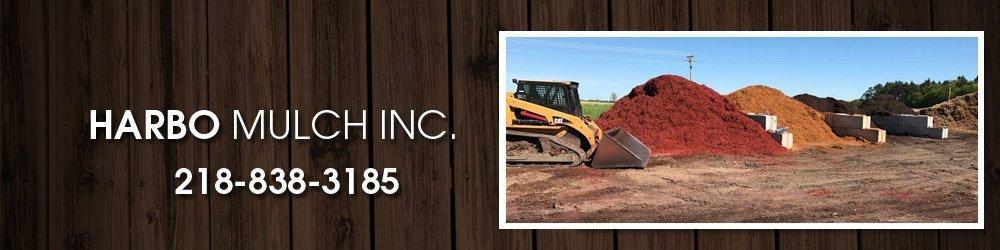 Wood Waste Cleaning - Brainerd, MN - Harbo Mulch Inc.