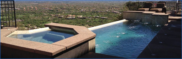 Pool deck restoration | Tucson, AZ | Perfection Pools | 520-885-8835